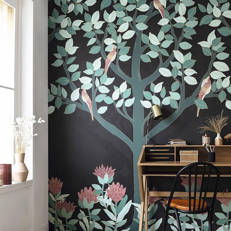 Mural Caselio Dream Garden Fastination DGN102367198