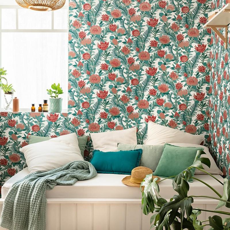 Papel Pintado Caselio Dream Garden Fragance DGN102247169