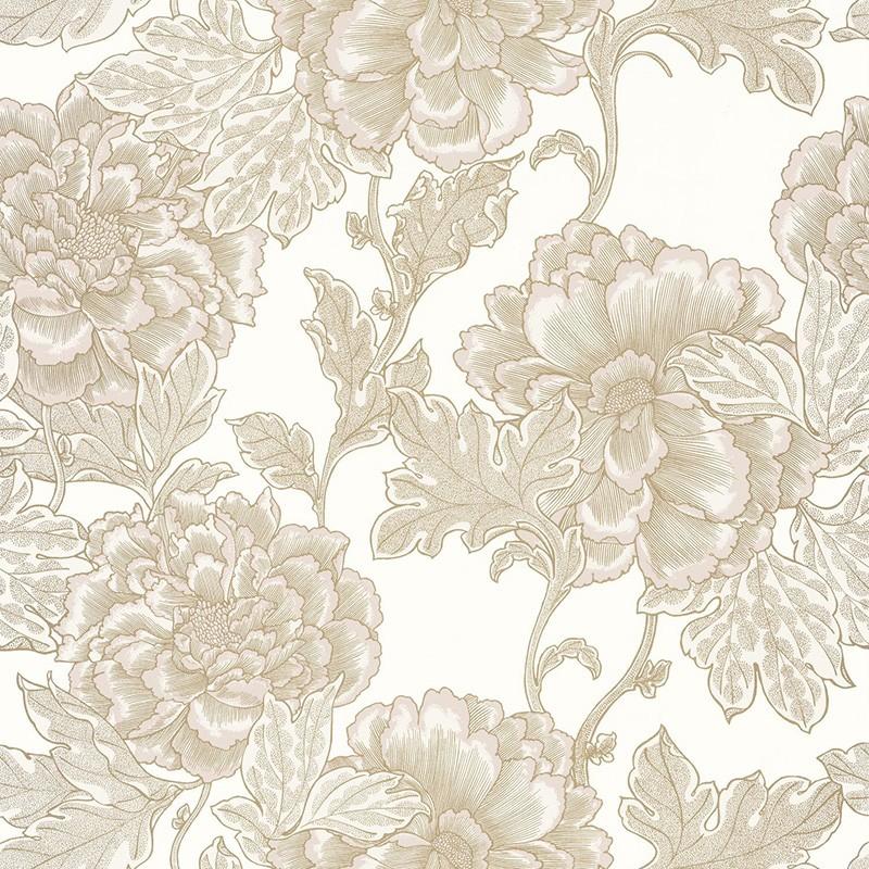 Papel Pintado Caselio Dream Garden Romance DGN102261020