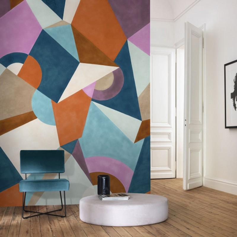 Mural Casadeco Beauty Full Image 2 Cubisme BFMA87035409