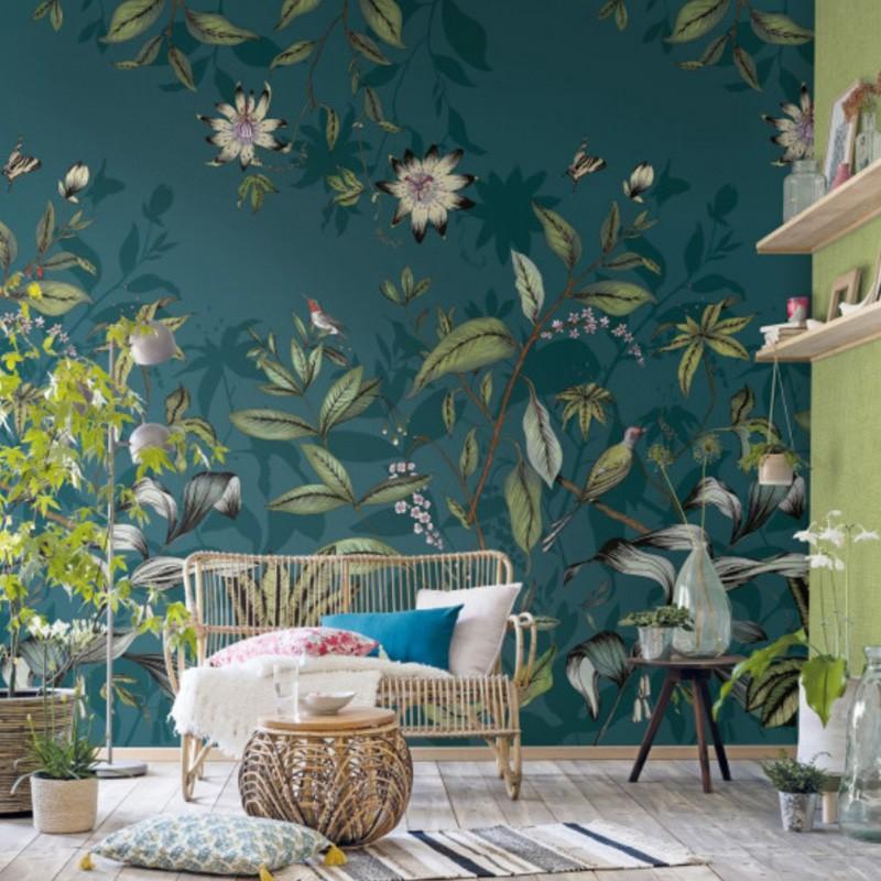 Mural Casadeco Beauty Full Image 2 Passiflore BFMA87086808
