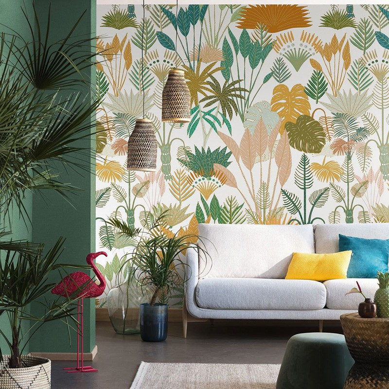 Mural Casadeco Beauty Full Image 2 Manille BFM102467020