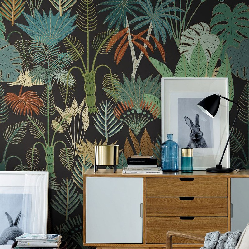 Mural Casadeco Beauty Full Image 2 Manille BFM102467890