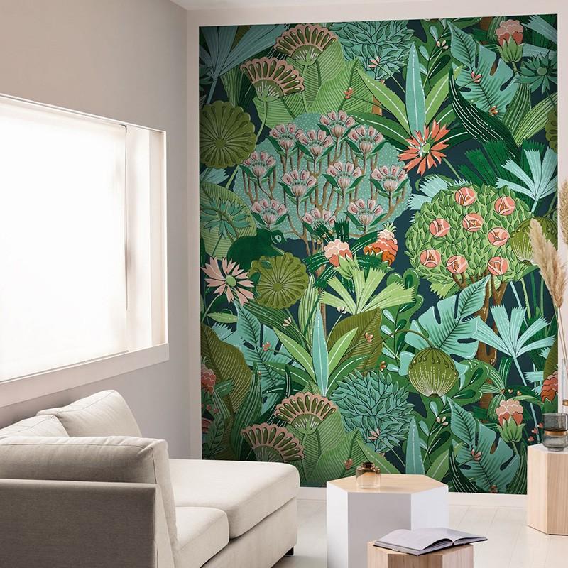 Mural Casadeco Beauty Full Image 2 Jardin Onirique BFM102567070