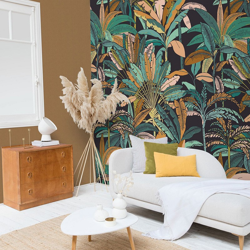 Mural Casadeco Beauty Full Image 2 Crazy Forest BFM102527029