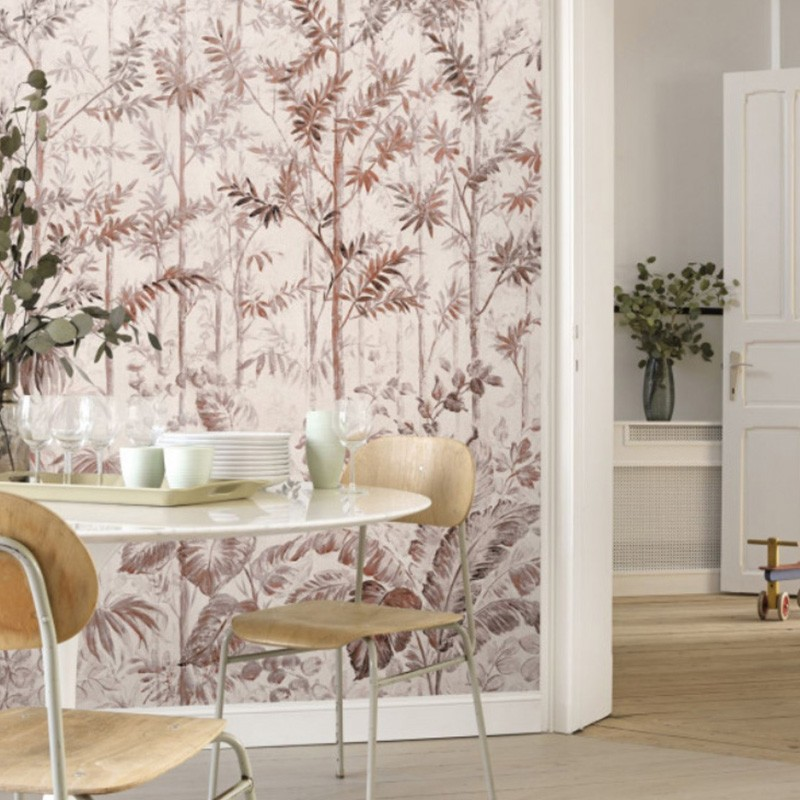 Mural Casadeco Beauty Full Image 2 Forest BFMA87098102