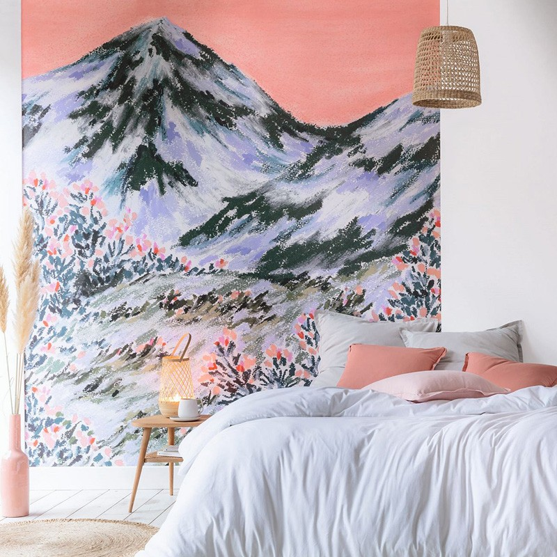 Mural Casadeco Beauty Full Image 2 Forest BFM102404075