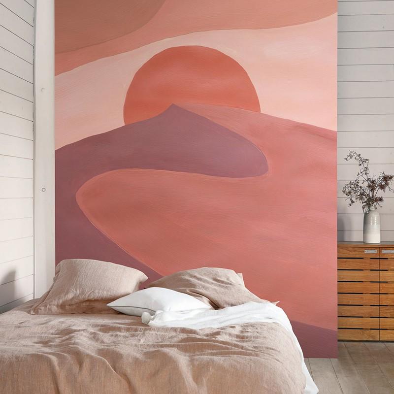 Mural Casadeco Beauty Full Image 2 Sunset Desert BFM102544044