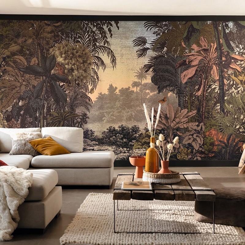 Mural Casadeco Beauty Full Image 2 Dreamlike Landscape BFM102612272