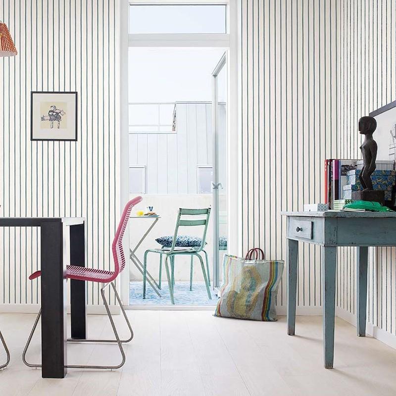 Papel Pintado Fiona Stripes@Home Blurred Stripes 580441