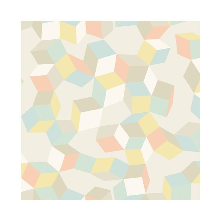 Papeles Pintados Geometric II 105-2009