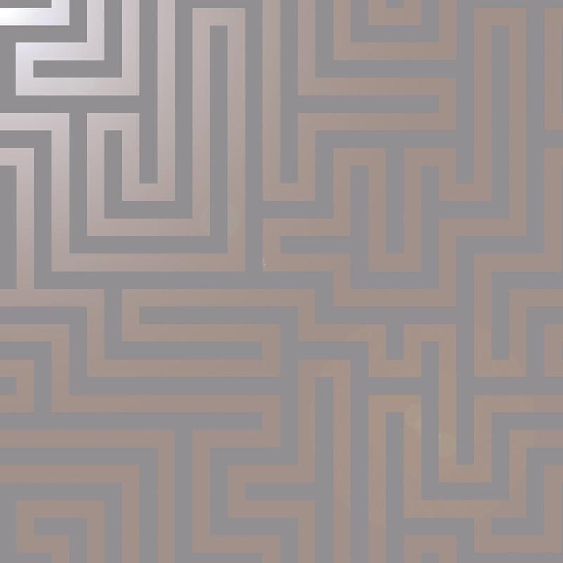 Papel Pintado Holden Indulgence Glistening Maze 12914