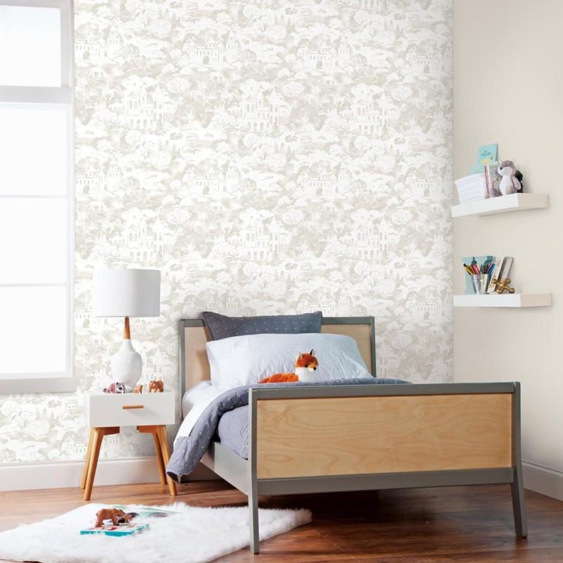 Papel Pintado York Wallcoverings A Perfect World KI0561
