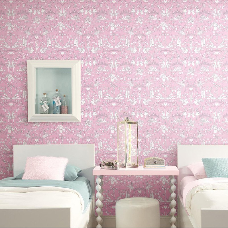 Papel Pintado York Wallcoverings A Perfect World KI0502