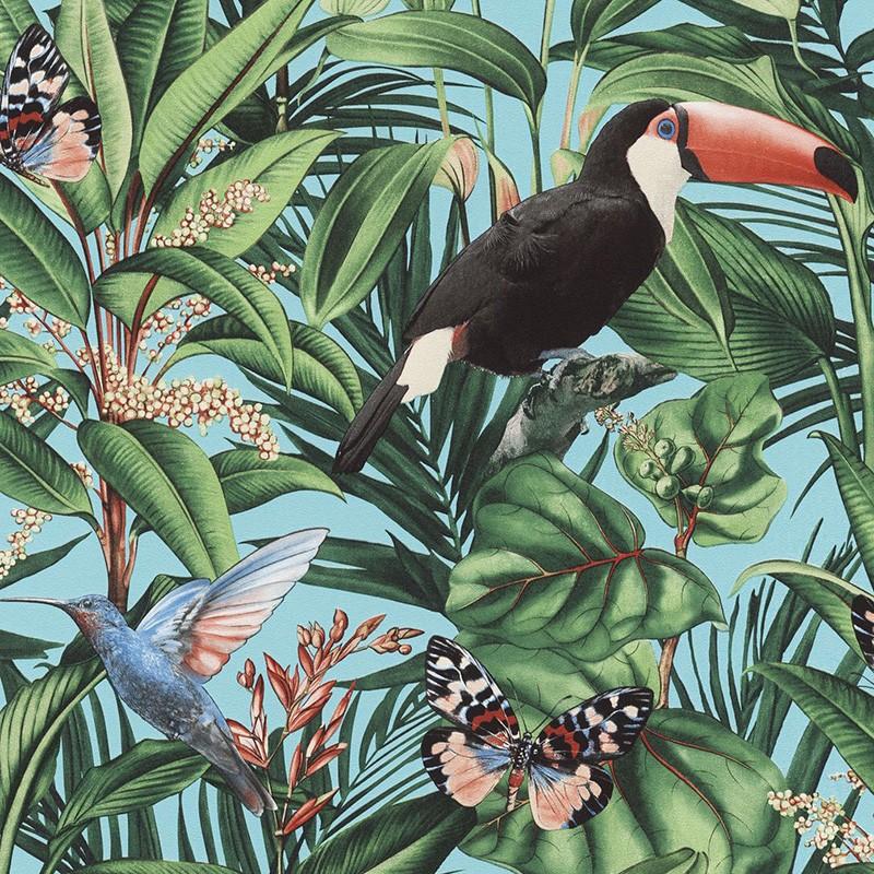 Papel pintado Kemen del Catálogo Samoa 8228