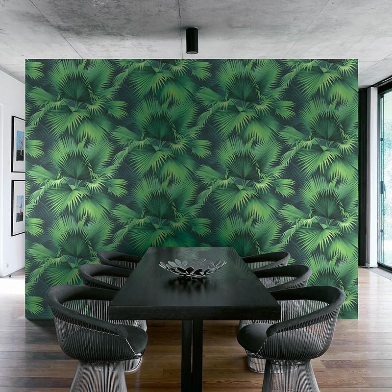 Papel pintado Wallquest Newport Summer Palm PS40104