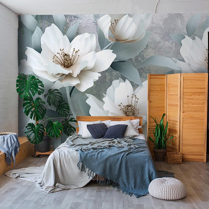 Mural decorativo PD Essentials White Beauty PD-752-027