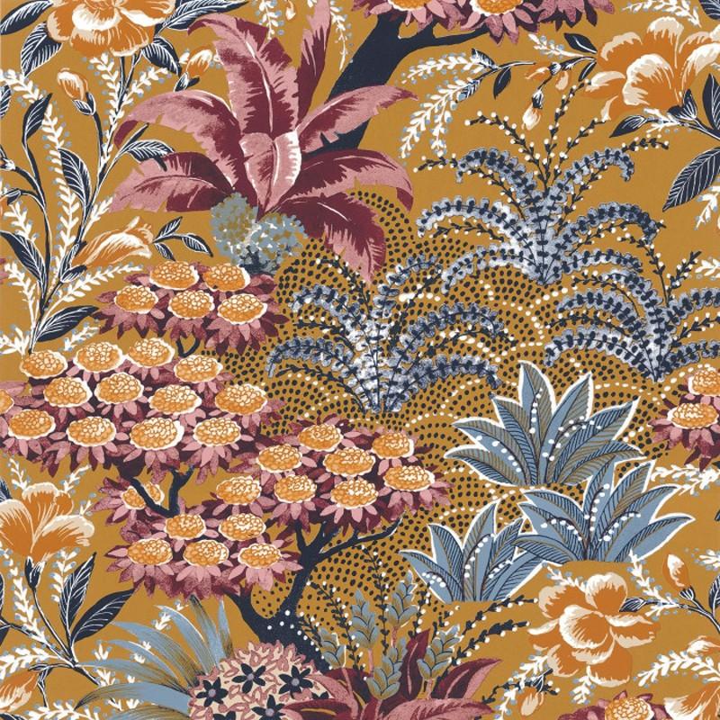 Papel pintado Casamance del Catálogo Été Indien 75080508