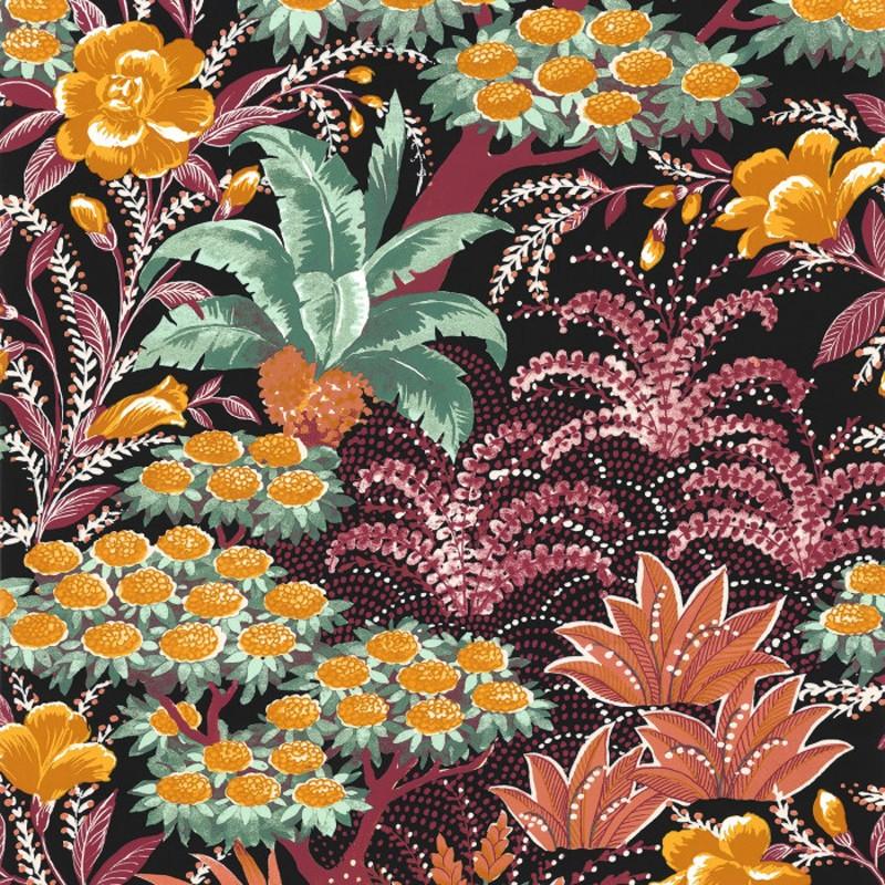 Papel pintado Casamance del Catálogo Été Indien 75080406