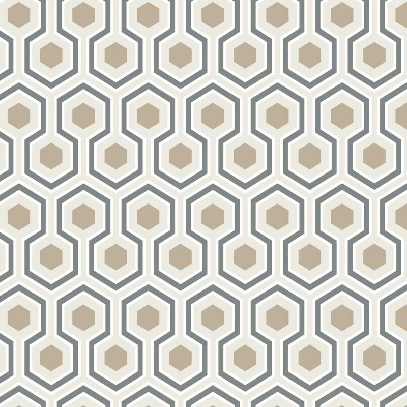 Papel pintado Cole & Son The Contemporary Selection Hicks Hexagon 95-3016