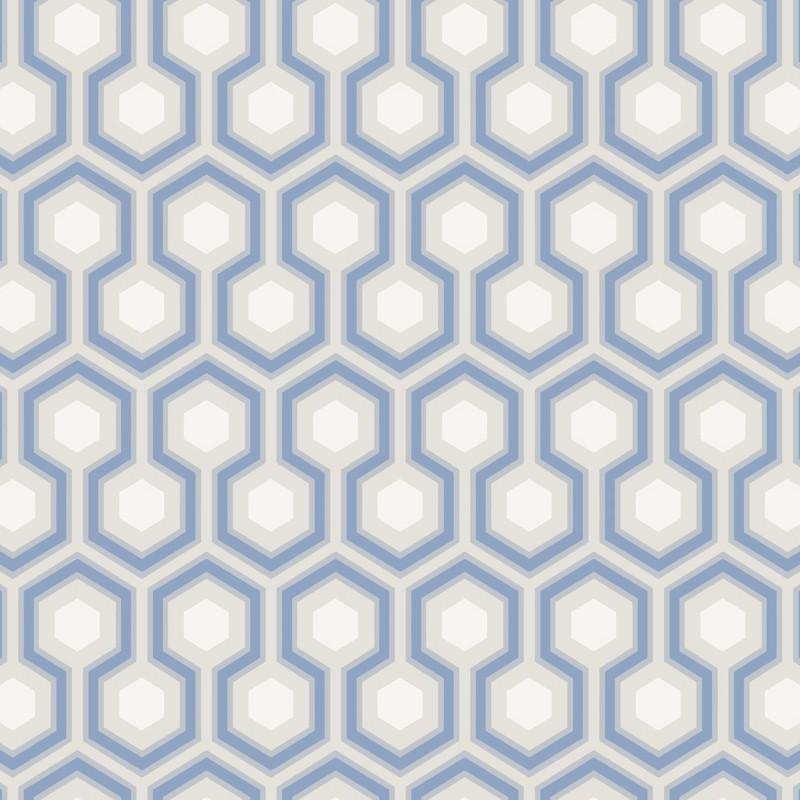 Papel pintado Cole & Son The Contemporary Selection Hicks Hexagon 66-8054