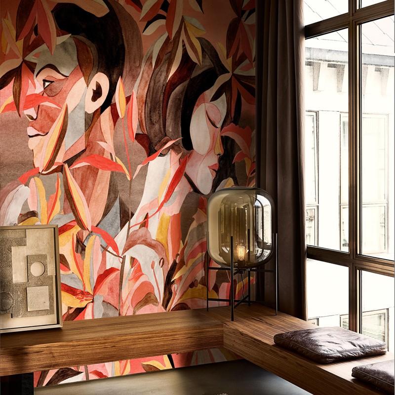 Mural Wall&Decò 2019 Delove WDDL1901