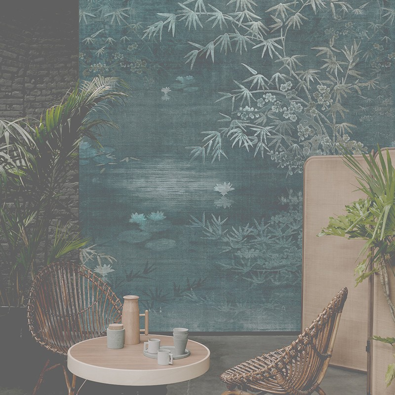 Mural Wall&Decò 2021 Moon River WDMR2101