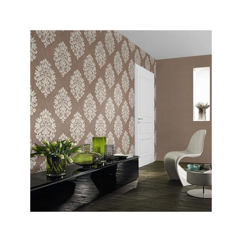 Papeles pintados vanity fair rasch papeles para paredes - Papeles pintados para paredes ...