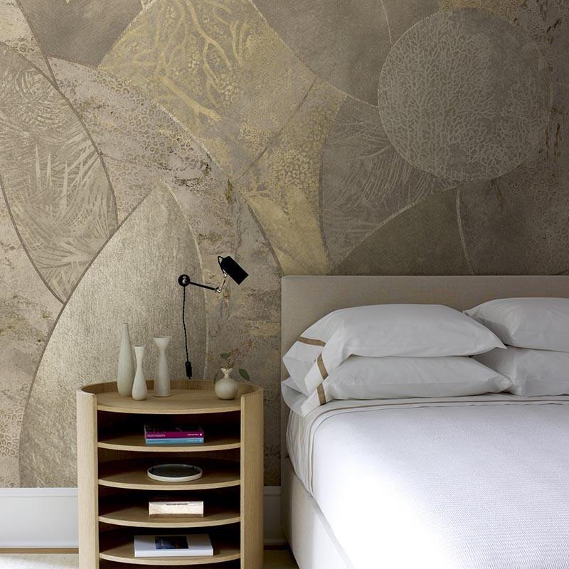 Mural Muance Collection 3 Amber Harmony MU13082