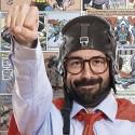 Papeles Pintados Comics & More SP 9000-1