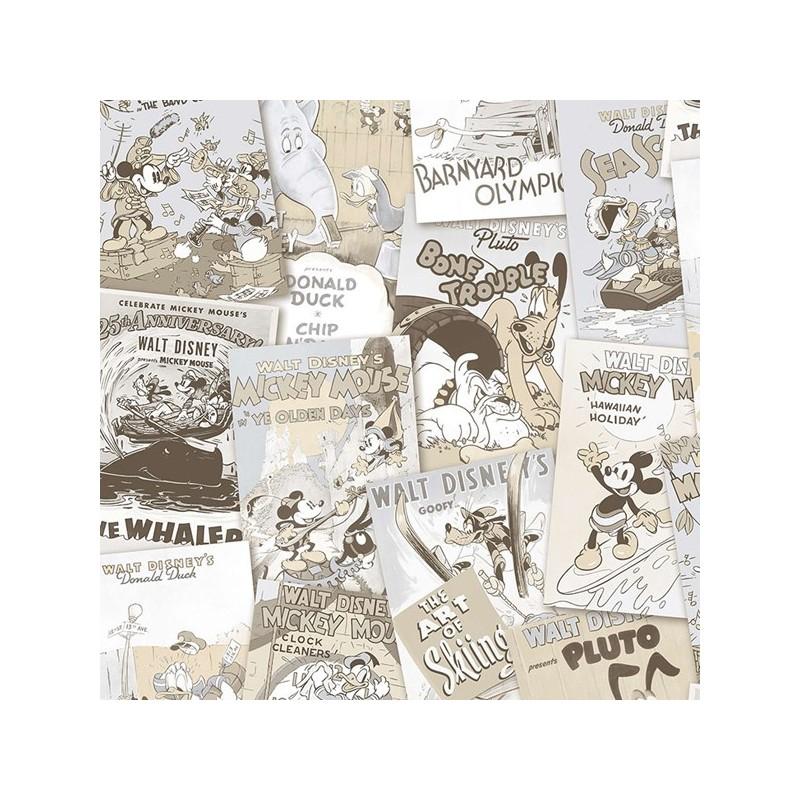 Papeles Pintados Comics & More DY 3012-3