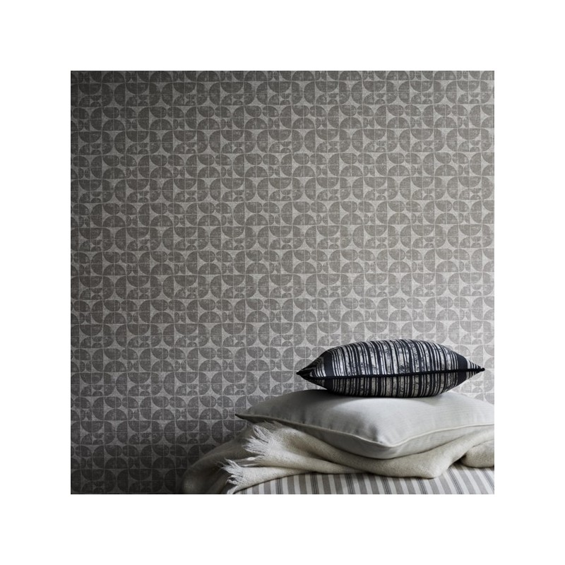 Papel Pintado Imperial Acton Grey A