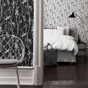 Papel Pintado Eco Black & White 6061