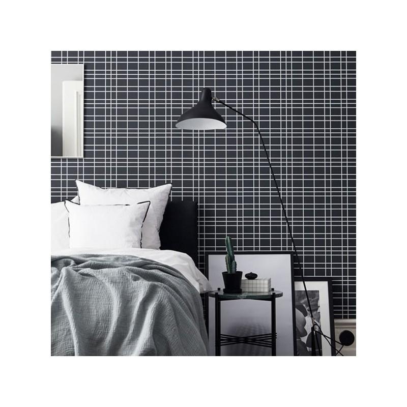 Papel Pintado Eco Black & White 6068 A