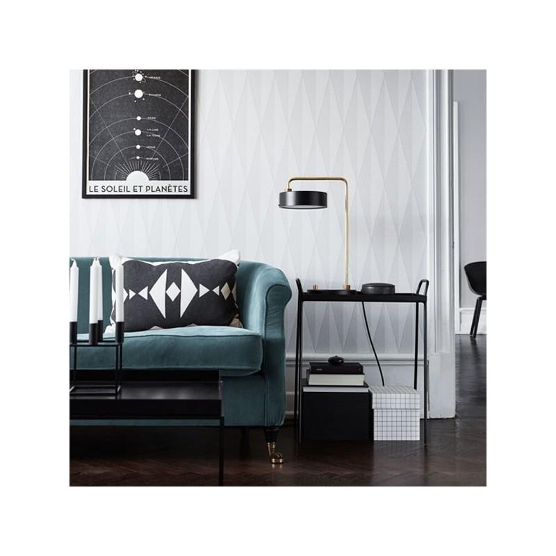 Papel Pintado Eco Black & White 6083 A