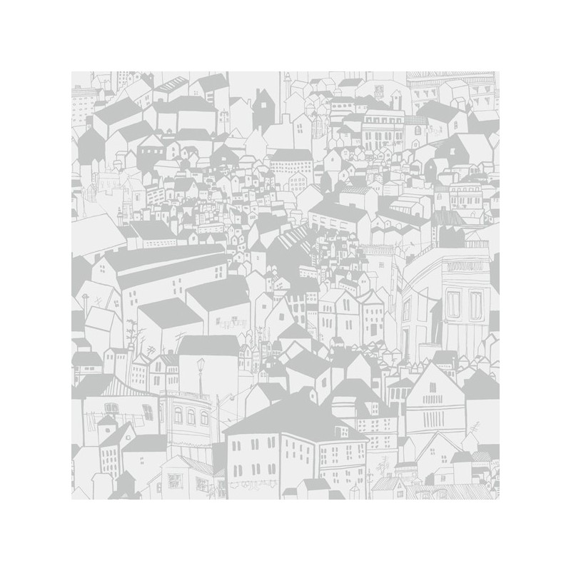 Papel Pintado Eco Black & White 6092