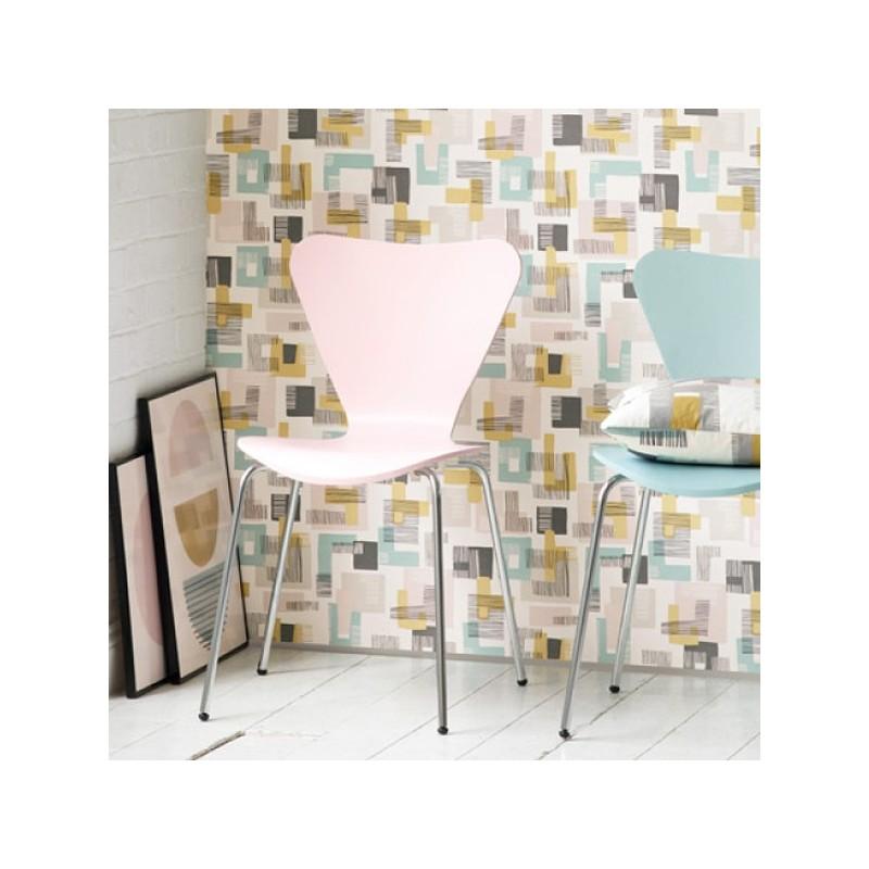 Papel pintado villa nova xander papel para pared empapelar for Papel para empapelar habitaciones