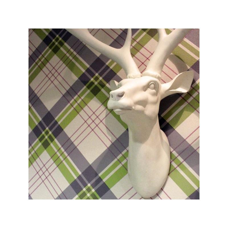 Cabeza de ciervo Arthouse Enchantment 008267 A