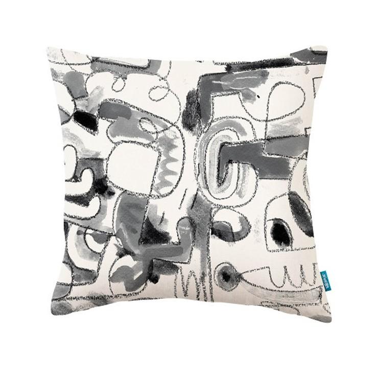 Cojín Kirkby Design x Jon Burgerman KDC5137-02