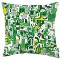 Cojín Kirkby Design x Jon Burgerman KDC5140-05