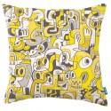 Cojín Kirkby Design x Jon Burgerman KDC5140-06