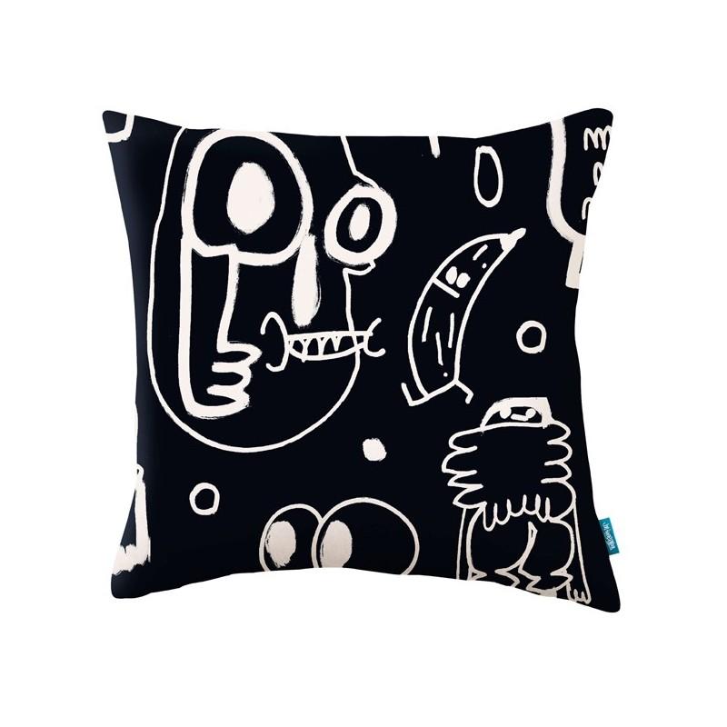Cojín Kirkby Design x Jon Burgerman KDC5145-02