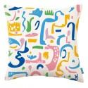 Cojín Kirkby Design x Jon Burgerman KDC5143-01