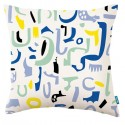 Cojín Kirkby Design x Jon Burgerman KDC5143-06