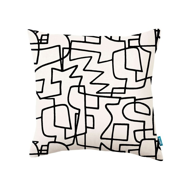 Cojín Kirkby Design x Jon Burgerman KDC5142-01