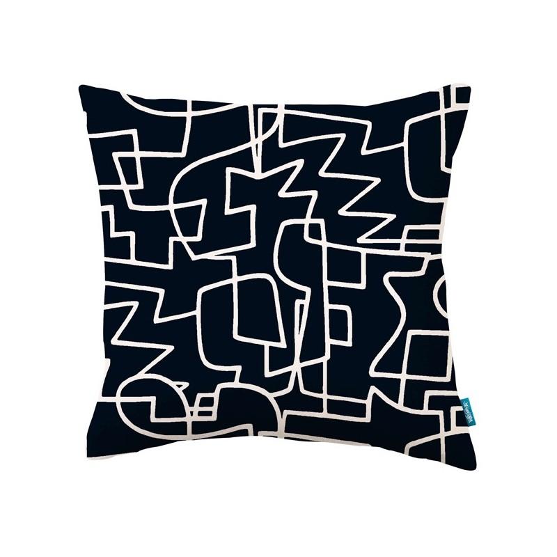 Cojín Kirkby Design x Jon Burgerman KDC5142-02