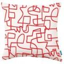 Cojín Kirkby Design x Jon Burgerman KDC5142-04