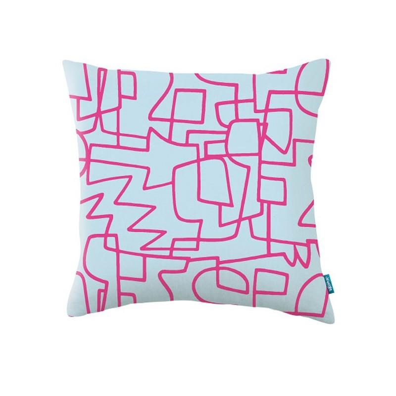 Cojín Kirkby Design x Jon Burgerman KDC5142-09