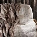 Piel Sintética Zinc Textile Shadow Mountain Furs Z335-01
