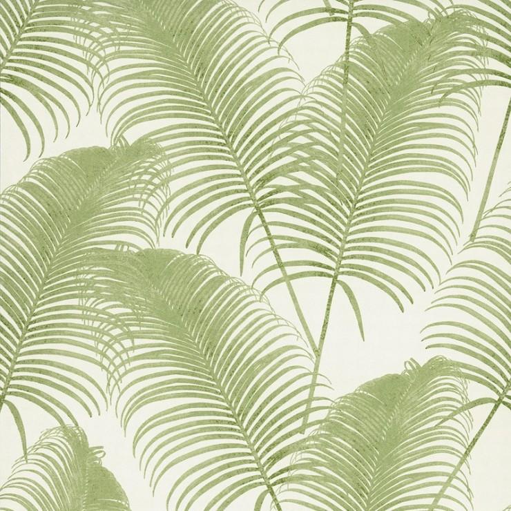 Papel pintado khroma oxygen papeles para empapelar for Papel pintado hojas verdes